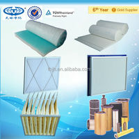 Air filter for air filtration system