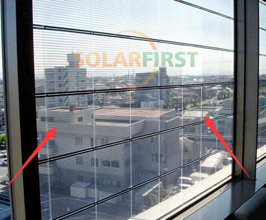 Flexible Bipv Transparent Solar Panel With High Quality