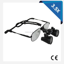 High Quality Magnifying Glasses Dental And Surgical Loupes medical loupes for dentist oral binocular 3.5