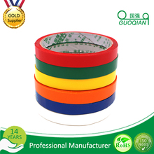 9mm*30m Red,Blue, Green Food grade Binding packing tape