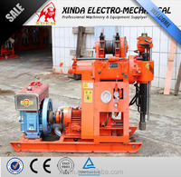 XDEM XY-1 Small Portable Drill Rig Water Well Drilling Machine Core Drilling Agricultural Irrigation Equipment