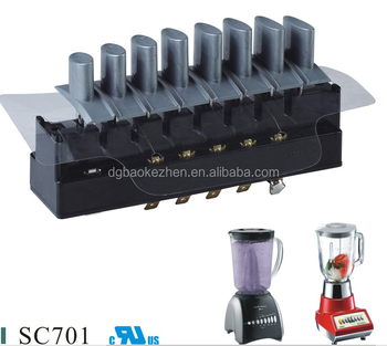 SC701 Jucier switch