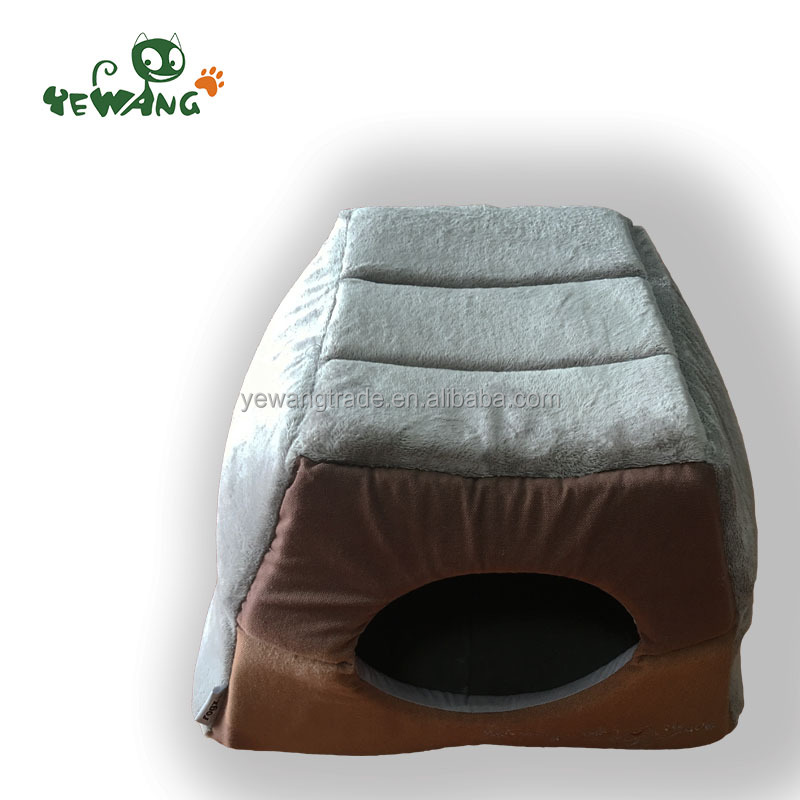 2016 special offer pet beds of soft warm cozy cat production