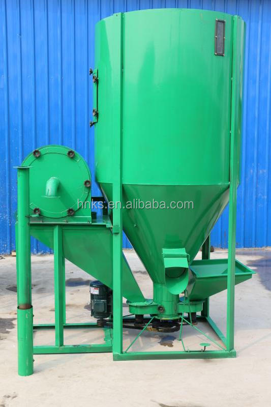 New products hot sale promotion export animal feed grinder and mixer