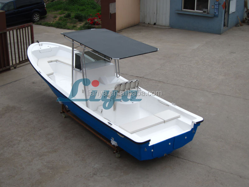 Liya military quality patrol boat coastal, fiberglass boat manufacturers China