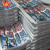 Factory Cheap Custom Print Car Body Stickers Decals of Sticker For Cars