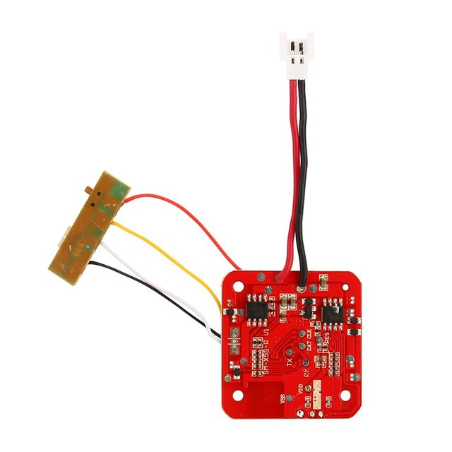 Wholesaler For Syma Receiver PCB Board Main Board Spare Parts For Syma X5S X5SC X5SW 6 Axle RC Quadcopter Helicopter