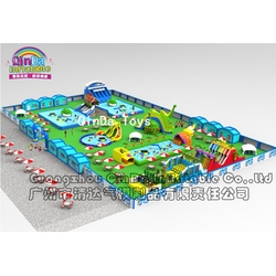 Made in China good service Guangzhou factory offer cheap price inflatable amusement park rides hot sale in Europe
