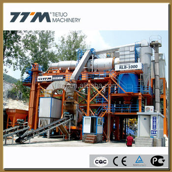 80t/h asphalt recycling machine, recycling plant
