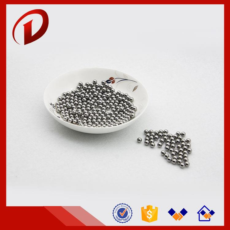 Hot selling 1 inch stainless steel ball bearing with high quality