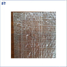Polypropylene transparent pp woven plastic sheet with Lamination