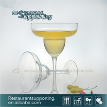 New style drinking cocktail glass /fancy martini glassware