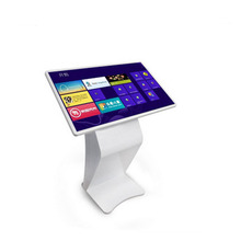 Retail store lcd promotional screens tabletop android digital sign
