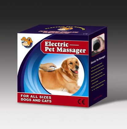 Electric Pet Massager / Vibrating pet massager
