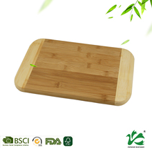 BSCI bamboo manufacturer kitchen houseware bamboo cutting board