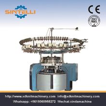 Knit Tube Compacting Rib Beanie Machine