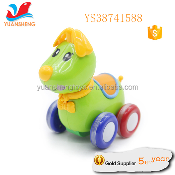 Kids toys bulk plastic animal cheap plastic inertia car toy trucks