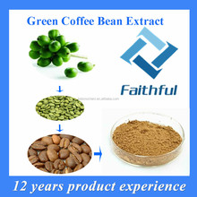 All Natural Nature wish green coffee bean extract/fruit powder bulk