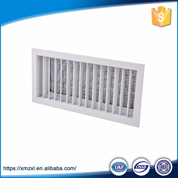 Hvac Aluminum Single Deflection Air Grille