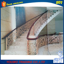 Metal Antique Copper Wall Stair Handrail