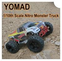 FS-51806 1/10 Nitro 4WD Mini Monster Truck(YOMAD)