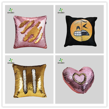 colorful design wholesale sequin pillow sequin pillow covers
