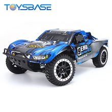 1/10 Rc Truck - 2.4G High Speed 4wd Rc Car Drifting Short-Course Cross Country Car
