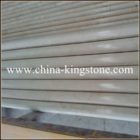 Hot Sell Cream Marfil indoor beige marble stair on sale