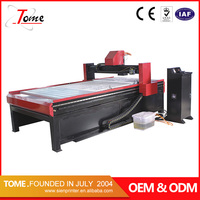 3kw arts & crafts cutting machine China cnc wood router easy operation system wood cnc router for sale