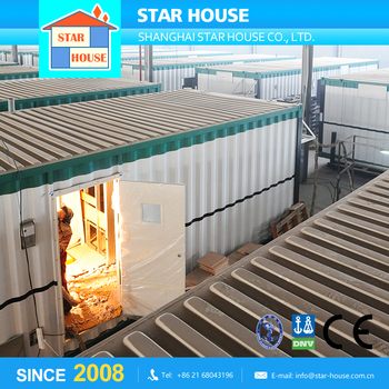 prefab shipping container house