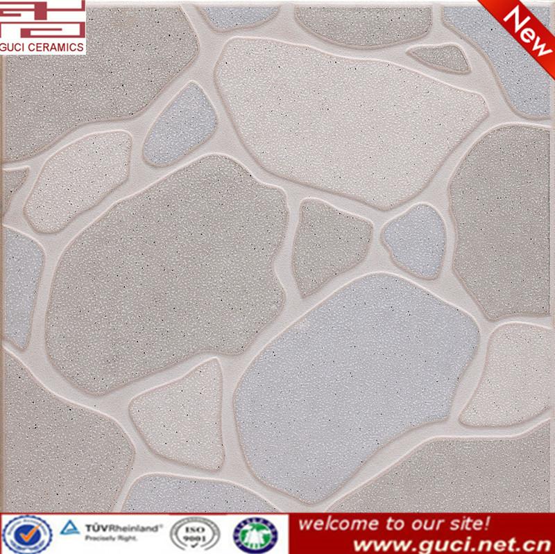 Mix Color Rustic Ceramic Floor Tile For Outdoor Patio Buy Flower