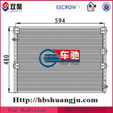car air conditioning condenser