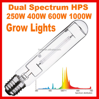 dual spectrum 600w high pressure sodium/dual spectrum 600w hps grow lamp/dual spectrum 600w hps grow lights