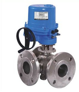 3 Way, 4 Way Multiport Ball Valves For Water and Water treatment