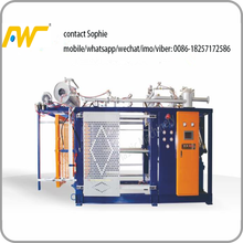 Weifoer fully automatic eps styrofoam product forming machine