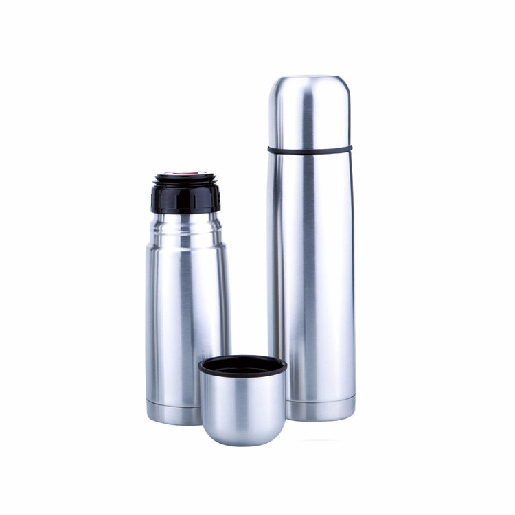 Golden Ware 0.5L multiple color day days stainless steel thermos vacuum flask for hot water