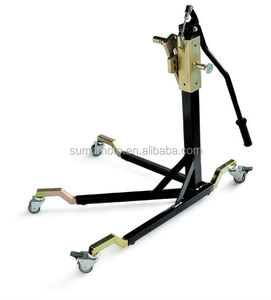 Sumomoto Paddock Racing Motorcycle Central lift stand