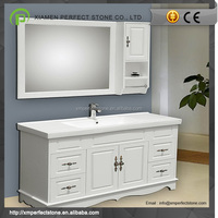 cheap thossos white marble slabs for bathroom cabinet