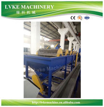 Plastic Waste Recycling Machine for making PP/ABS/EPE/EPS/EVA