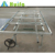 Ebb-and-flow rolling bench for seed/flower/vegetable