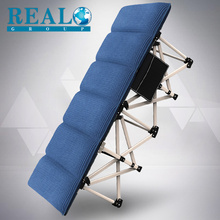 Wholesale Portable Metal Army Military Camping/Furniture/Office Extra Guest Folding Bed