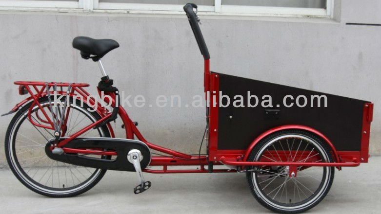 Colorful tricycle for sale/Three wheel cargo bike with shimano nexus 3 speed