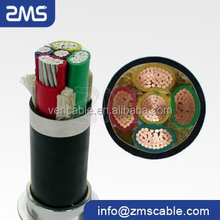 Low factory price 11kV 240 sq mm 3 core xlpe insulated high voltage power cable