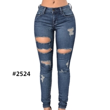 xxx usa sexy ladies leggings sex photo women jeans destroyed boyfriend jeans woman grinding wash denim distressed ripped jeans