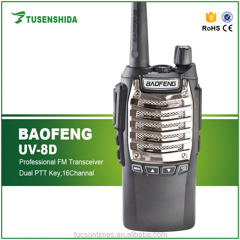 Two Way Radio Single Band For Baofeng UV-8D 8W Walkie Talkie Ham Radio Digital Transceiver