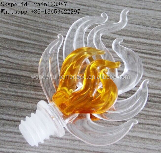 750ml Hand Made Glass Dragon Wine Bottle Dragon Shaped Wine Decanter
