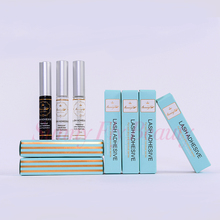 Latex white self bonding Korean private label eyelash super adhesive glue