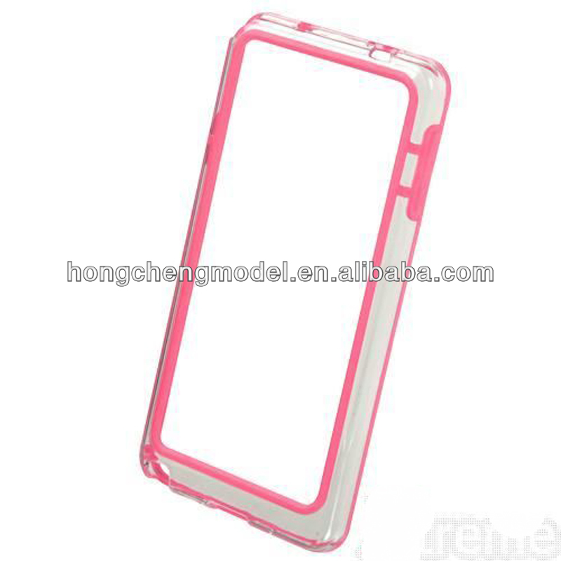 Ultra thin Bumper Frame Case Cover For Motorola XT910