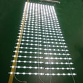 wholesale high quality CE Rohs low voltage smd 2835 brightness led light rigid strip