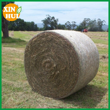 Made in China alibaba supplier slow feeder hay bale net with high quality
